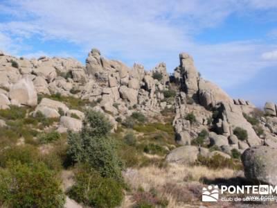 Senda de Maeso - La Pedriza - rutas senderismo madrid; viajes organizados fin de semana